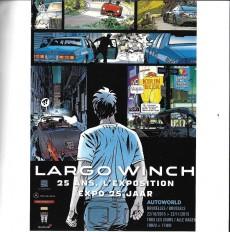 Extrait de Largo Winch -Cat- Largo winch 25 ans