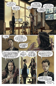 Extrait de Lazarus: X +66 (2017) -5-  Post-Fact