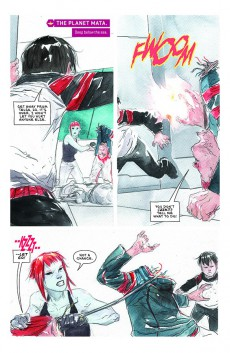 Extrait de Descender (Image comics - 2015) -26- Rise of the Robots: Part 5 of 5
