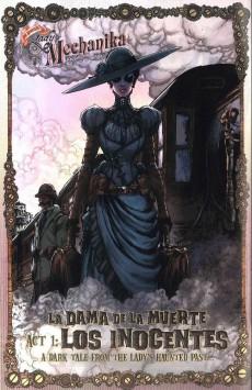 Extrait de Lady Mechanika: La Dama De La Muerte (2016) -1E- La dama de la muerte