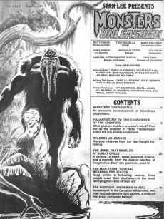 Extrait de Monsters Unleashed (Marvel comics - 1973) -9- Wendigo