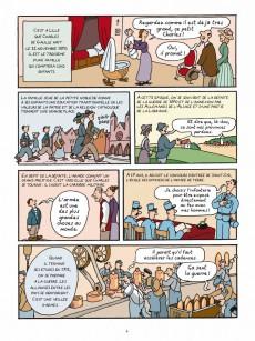 Extrait de L'histoire de France en BD (Joly/Heitz) -11- De Gaulle et le XXe siècle