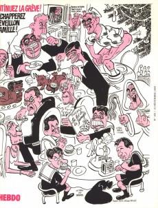 Extrait de Charlie Hebdo - Charlie Hebdo - Grand format - 1992-2017