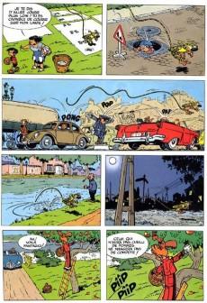 Extrait de Spirou et Fantasio -10f93- Les pirates du silence