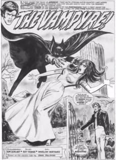 Extrait de Vampire Tales (Marvel comics - 1973) -1- Issue # 1