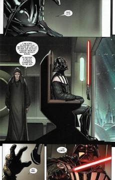 Extrait de Darth Vader (2017) -8- The Dying Light Part II
