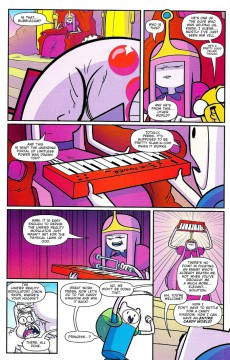 Extrait de Adventure Time x Regular Show -4B- Adventure time x Regular Show Part 4 Of 6