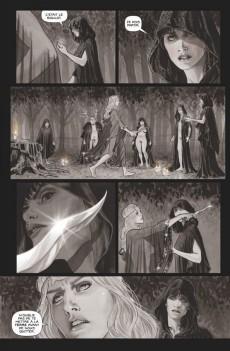 Extrait de Black Magick -1- Réveil