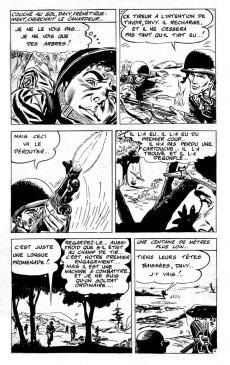 Extrait de Commando (1re série - Artima) -9- Poste de commandement