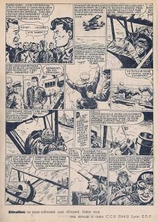 Extrait de Garry (sergent) (Imperia) (1re série grand format - 1 à 189) -8- Les requins du pacifique