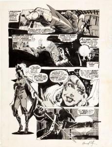 Extrait de Vampire Tales (Marvel comics - 1973) -7- Morbius ! the living vampire slayx again
