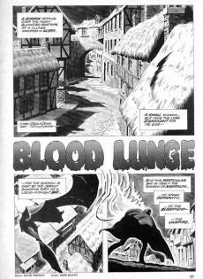 Extrait de Vampire Tales (Marvel comics - 1973) -9- (sans titre)