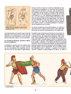 Extrait de Alix (Les Voyages d') -39- Les gladiateurs