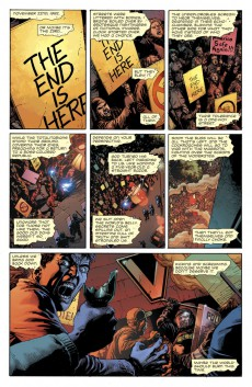 Extrait de Doomsday Clock (2017) -1- That Annihilated Place