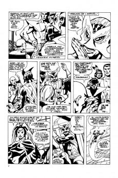 Extrait de X-Men (Éditions Héritage) -2- Le scénario Doomsmith !