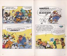 Extrait de Gaston (Poche) -10- Lagaffe, gaffeur
