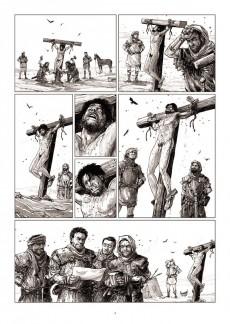 Extrait de Le suaire -1- Lirey 1357