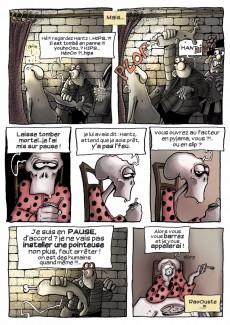 Extrait de Re Mort - Tome 1