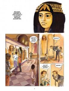 Extrait de Gaspard et la Malédiction du prince-fantôme