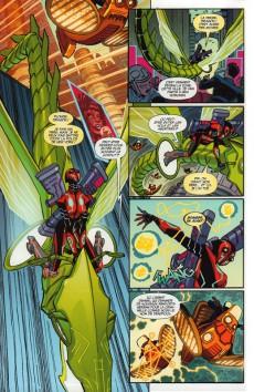 Extrait de All-New Deadpool (Marvel Now!) -2- Deadpool contre Dents de Sabre