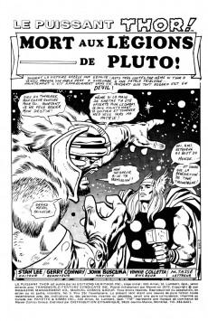Extrait de Thor (Éditions Héritage) -9- Mort aux légions de Pluto !
