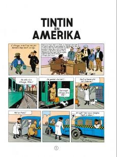 Extrait de Tintin (en langues régionales) -3Breton- Tintin en Amerika