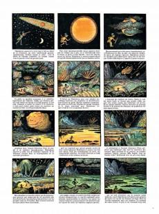 Extrait de Dans l'infini et autres histoires -1- Dans l'infini 1906 - 1915