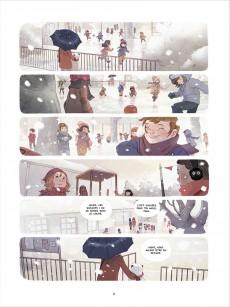 Extrait de Les carnets de Cerise -5- Des premières neiges aux perséides