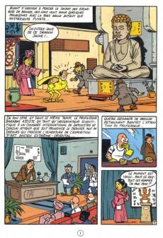 Extrait de Jérôme -76- Les escargots de Fukuzawa