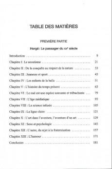 Extrait de (AUT) Hergé - Hergé - Le passager du XXe siècle