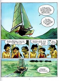 Extrait de Les jeunes Aventuriers -2- Salut les Îles