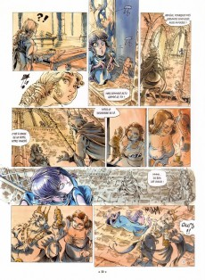 Extrait de Les chevaliers d'Émeraude -61- Wellan