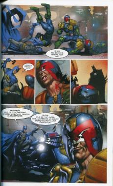 Extrait de Batman - Judge Dredd (Urban) - Batman - judge dredd (urban)