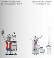 Extrait de Le petit Laurent illustré
