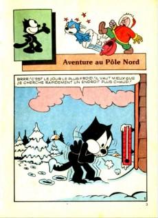 Extrait de Félix le Chat (2e Série - Editions du Château) -3- Aventure au pôle nord