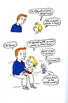 Extrait de Les petits tracas de Théo & Léa -8- je ne dis pas toujours la vérité