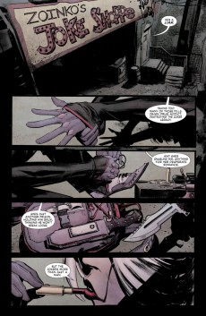 Extrait de Batman: White Knight (2017) -3- Issue 3