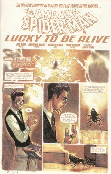 Extrait de Amazing Spider-Man (The) Vol.3 (Marvel comics - 2014) -1VC- issue 1