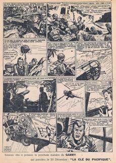 Extrait de Garry (sergent) (Imperia) (1re série grand format - 1 à 189) -10- La ruée fantastqiue