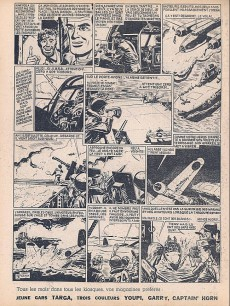 Extrait de Garry (sergent) (Imperia) (1re série grand format - 1 à 189) -14- Les naufragés de l'espérance