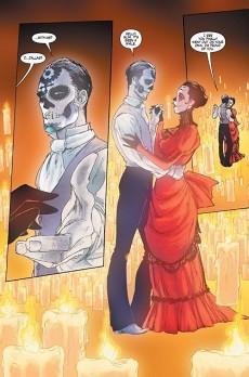 Extrait de Lady Mechanika: La Dama De La Muerte (2016) -3A- La Dama de la Muerte