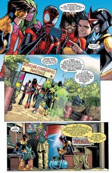 Extrait de Avengers (Marvel France - 2017) -6- Effort Maximal