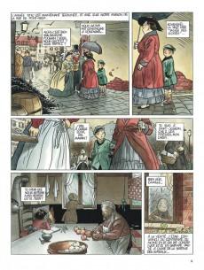 Extrait de Théodore Poussin -7b17- La Vallée des roses