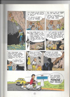 Extrait de Gil Jourdan -1a81- Libellule s'évade
