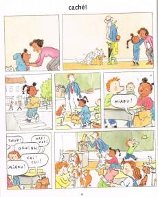 Extrait de Lou et Loulou - Lou et Loulou font les fous