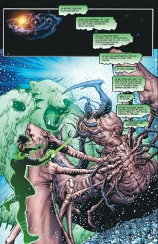 Extrait de Green Lantern (Geoff Johns présente) -INT03- Intégrale - Tome 3
