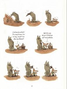 Extrait de Le grand méchant Renard -FL- Le grand méchant renard