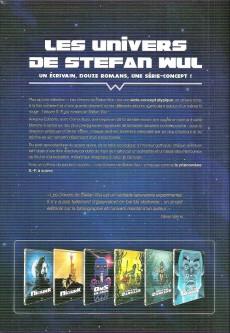 Extrait de Les univers de Stefan Wul -DP- Les univers de stefan wul - dossier de presse