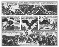 Extrait de À travers le monde (2e série) -42- Les hommes-oiseaux