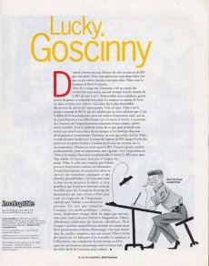 Extrait de (AUT) Goscinny -6- Les Inrockuptibles spécial René Goscinny